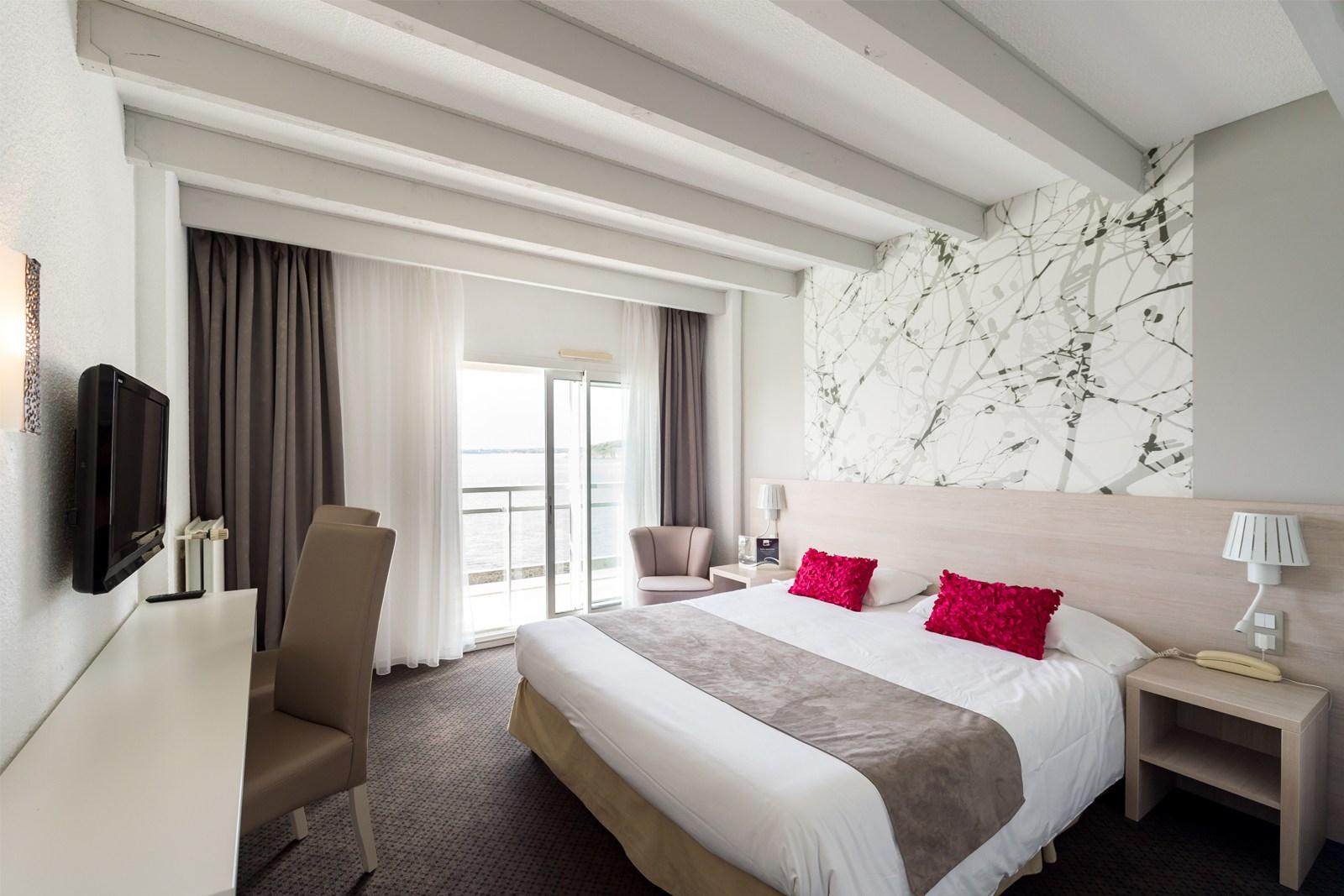 meubles pour chambre d'hotel exemple