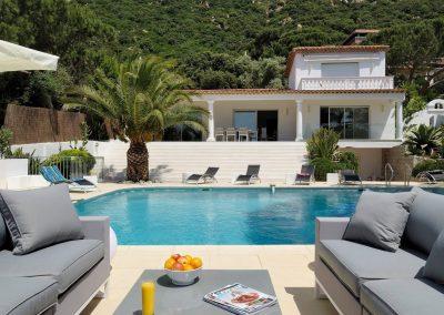 La Villa Santa Monica Ajaccio