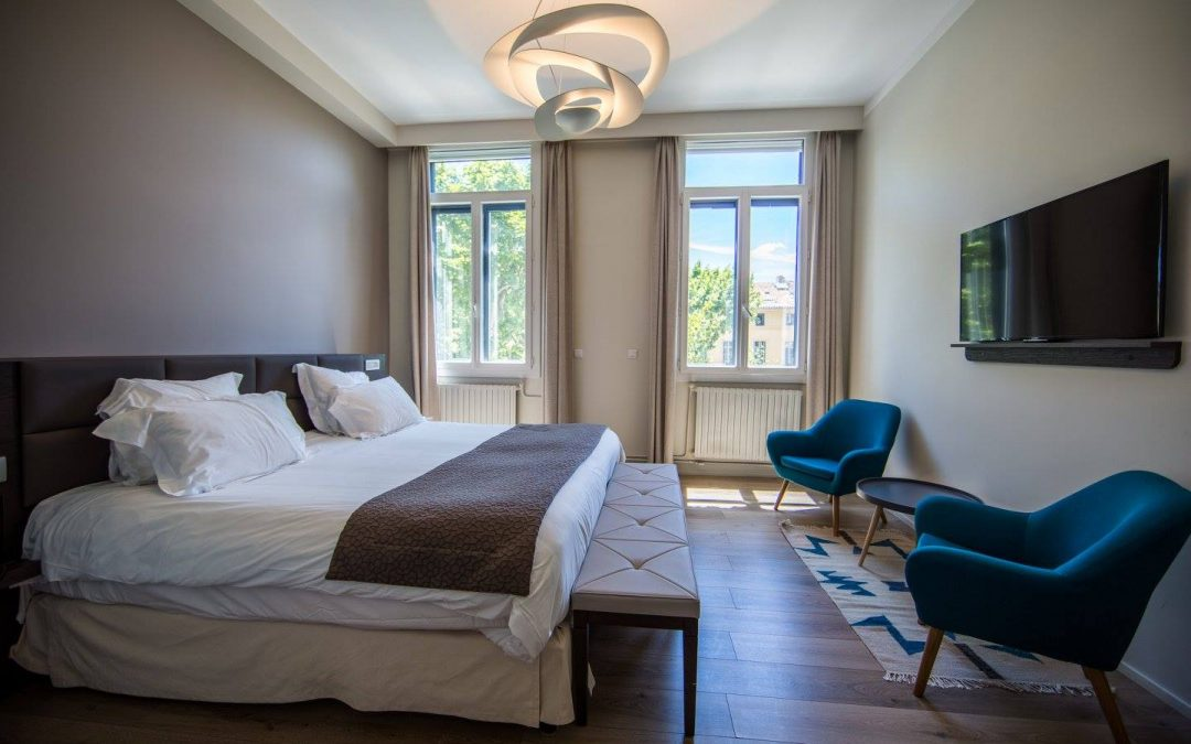 Hotel Negre Coste – Aix en Provence